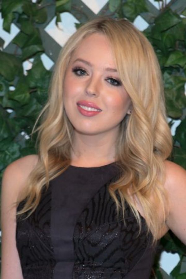 Tiffany Trump, la hija Millenial Foto: Getty Images