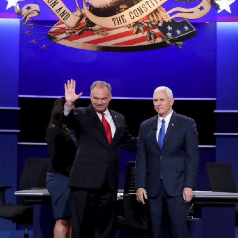 La función del vicepresidente es sustituir al presidente en caso de que no pueda terminar su mandato Foto:Getty Images