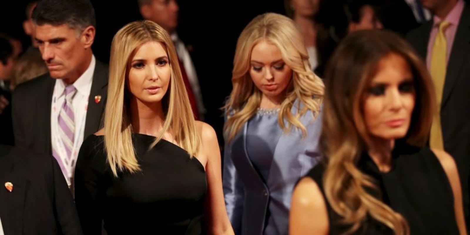 Las mujeres de Donald Trump Foto:Getty Images