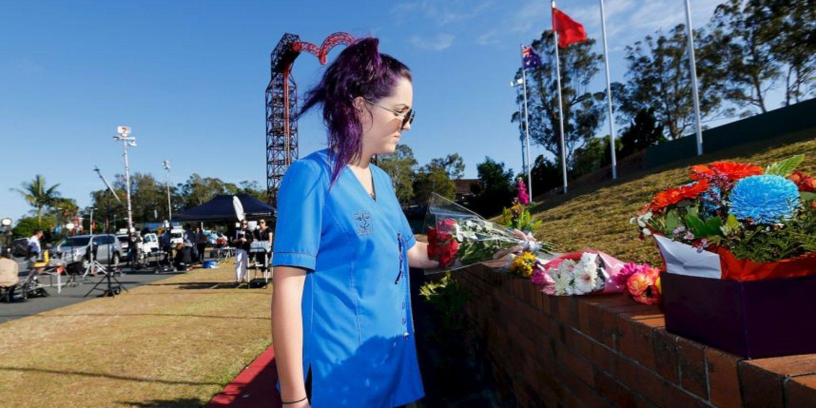 Es el peor accidente en un parque de diversiones en Australia Foto:Getty Images