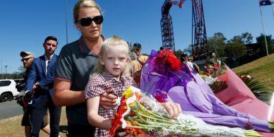 Murieron cuatro personas Foto:Getty Images