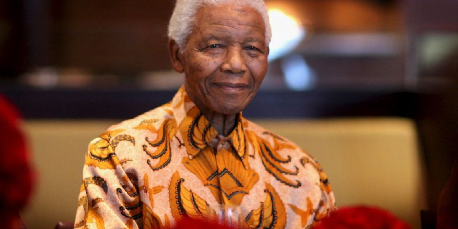 5. Nelson Mandela Foto: Getty Images