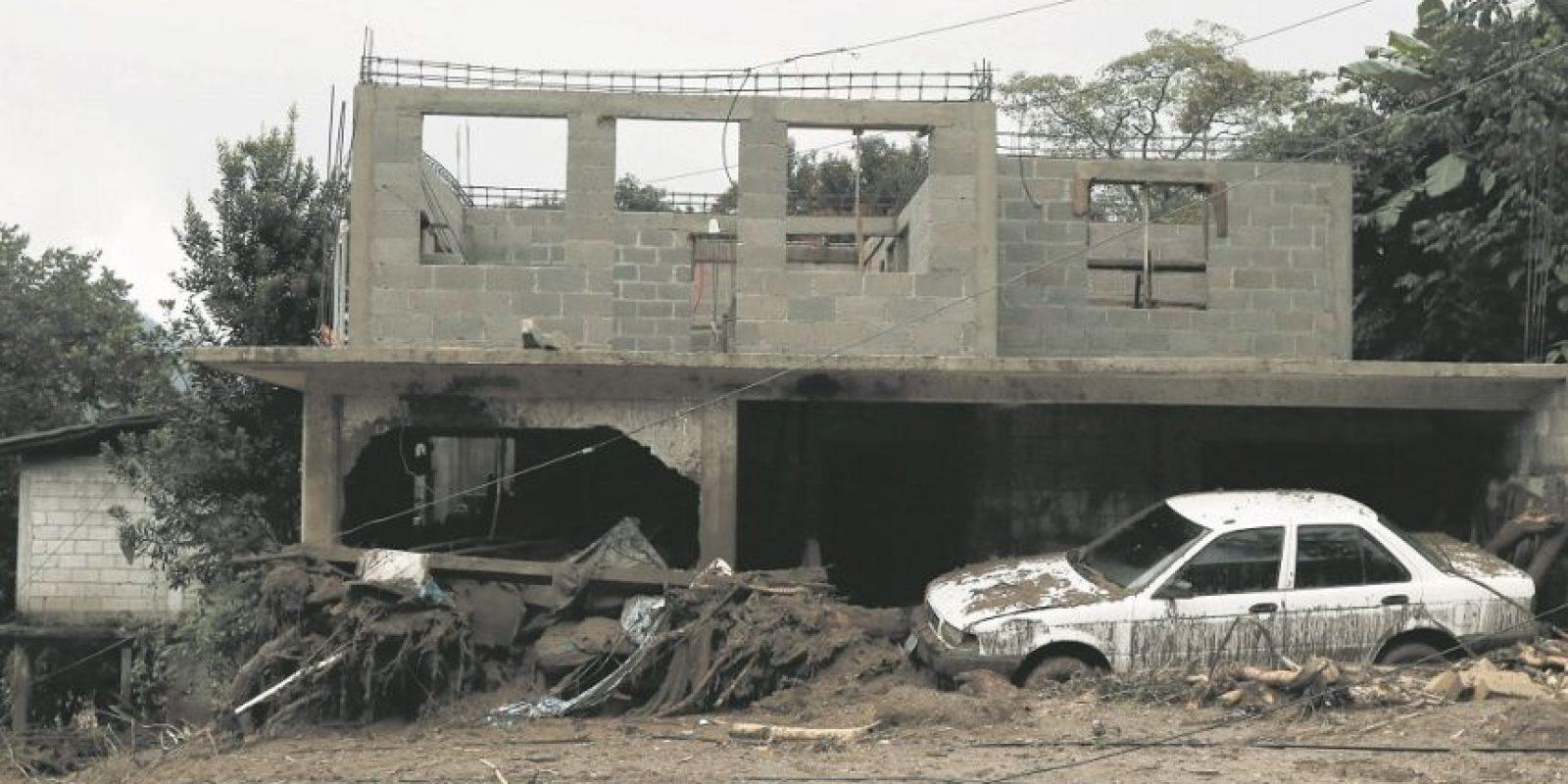 """El huracán """"Earl"""" a su paso por México ha dejado 45 personas muertas Foto:Fuente externa"""