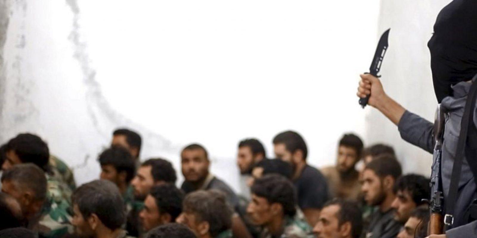 Las siglas de ISIS provienen del nombre en inglés Islamic State of Iraq and Syria. Foto:AP