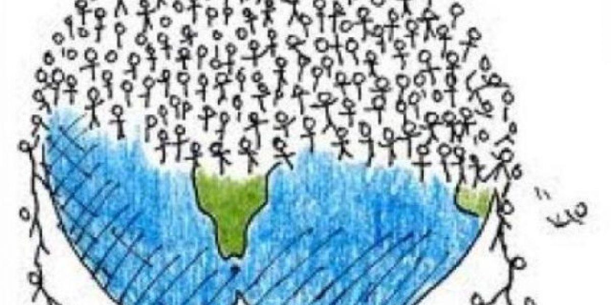 ONU: Somos casi 7, 500 millones de personas en el mundo