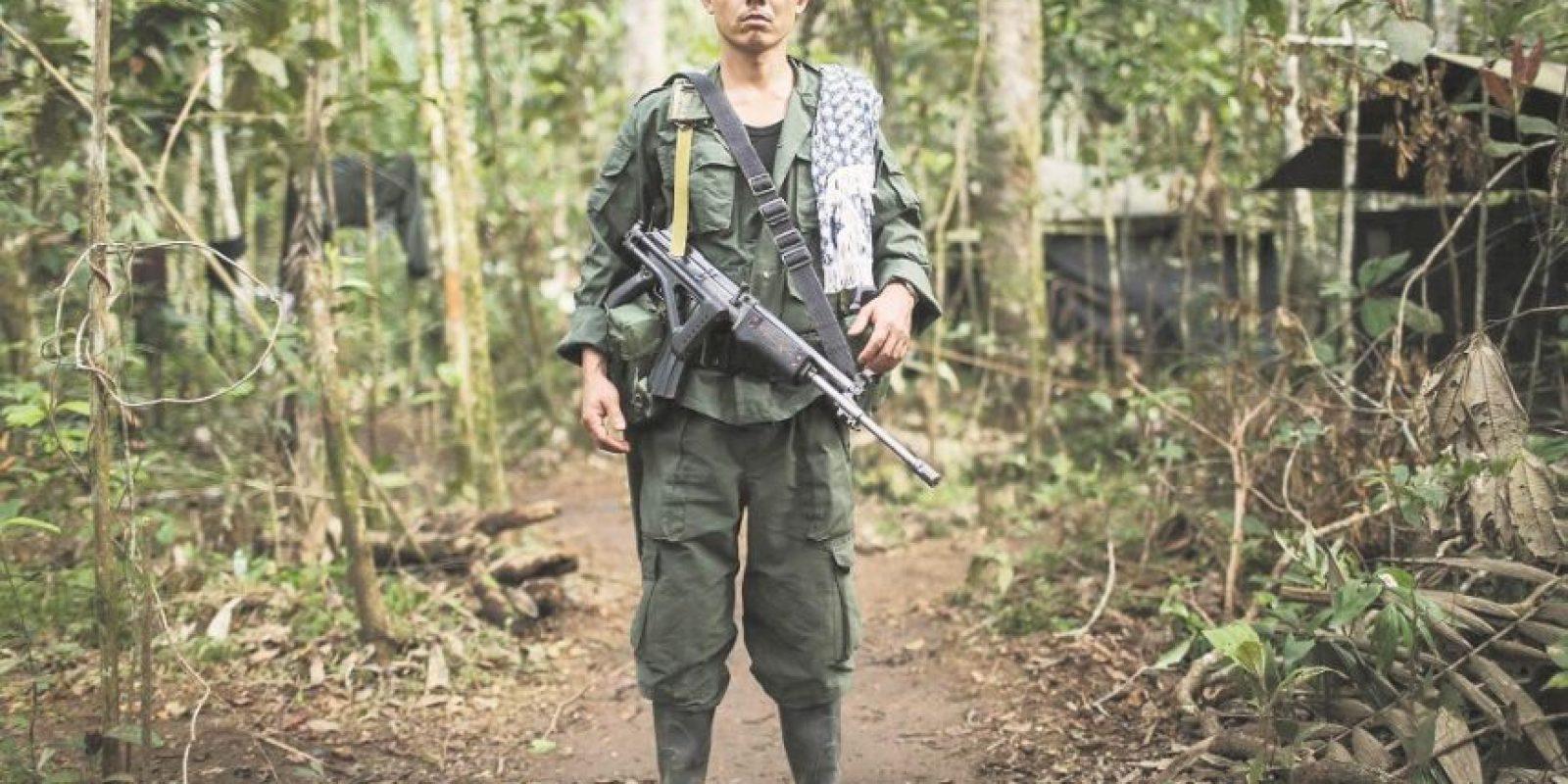 En 180 días los combatientes de las FARC deben entregar sus armas. Foto:Fuente externa