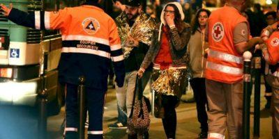 Y más de 300 heridos. Foto:Getty Images