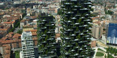 Así quedaron las torres del mismo concepto en Milán Foto:Vía lescedres.chavannes.ch