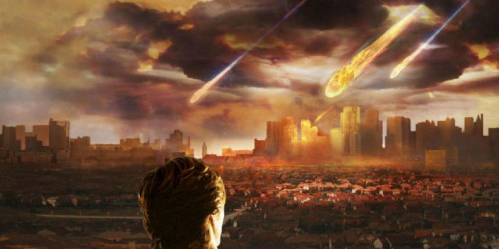 El Código también habla del fin del mundo. Foto:Universal