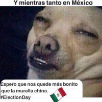 Los mexicanos ya aceptaron su destino.