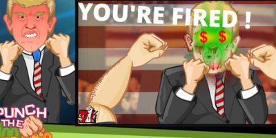 3 juegos gratis de celular para burlarse de Donald Trump