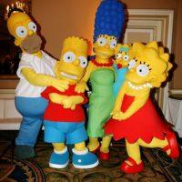 Lisa ha celebrado su cumpleaños número ocho en dos episodios diferentes. Foto:Getty Images