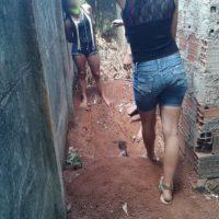 La joven agredida tiene 14 años Foto:Policía Civil