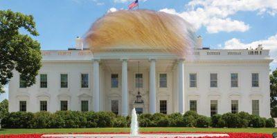¿Cómo se verá la Casa Blanca con el Presidente Trump? Esto dicen los memes