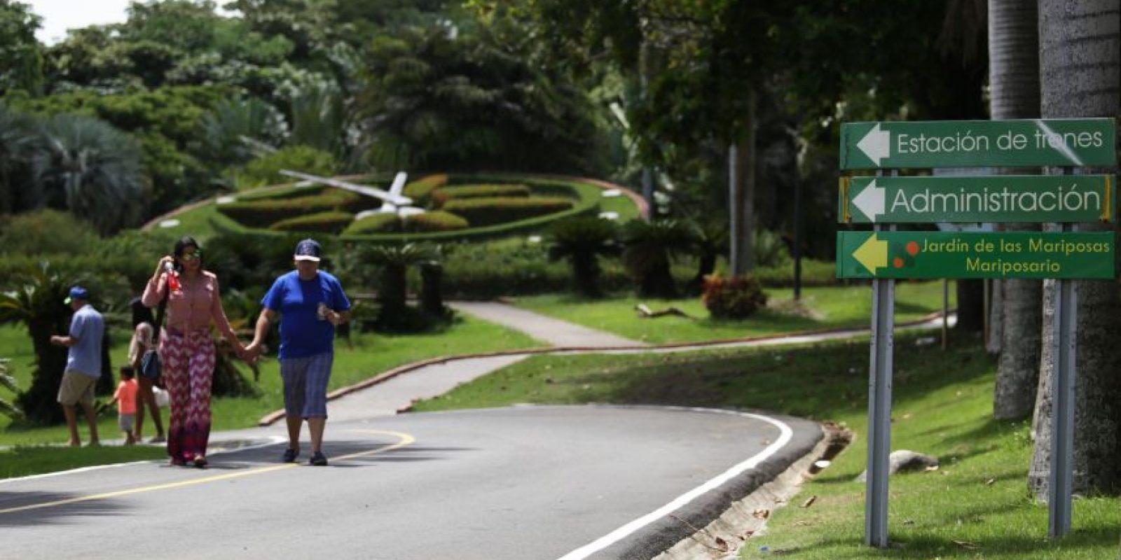 Muchas instituciones al momento de pensar en un lugar amplio para actividades empresariales y familiares eligen el Jardín Botánico. Foto:ROBERTO GUZMÁN