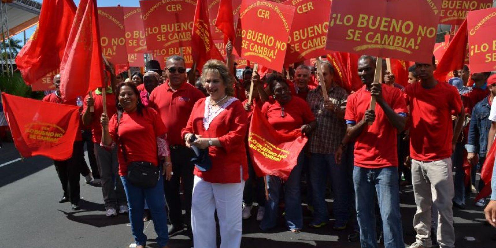 El presidente Medina encabezó el acto inaugural. Foto:Mario de Peña