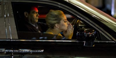 Lady Gaga protestó frente a Trump Tower tras resultados de las elecciones