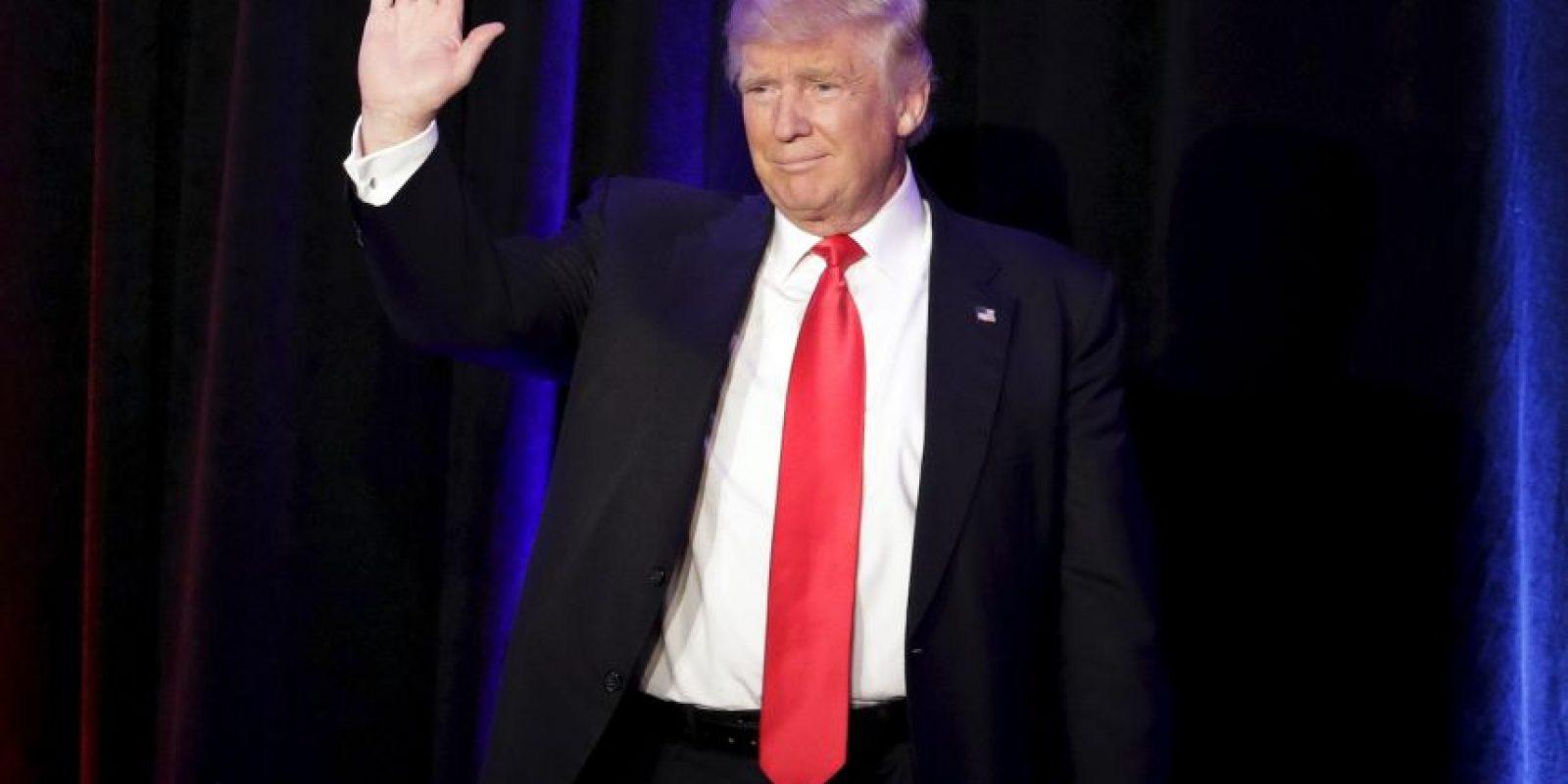 Ahora es presidente electo Foto:AP