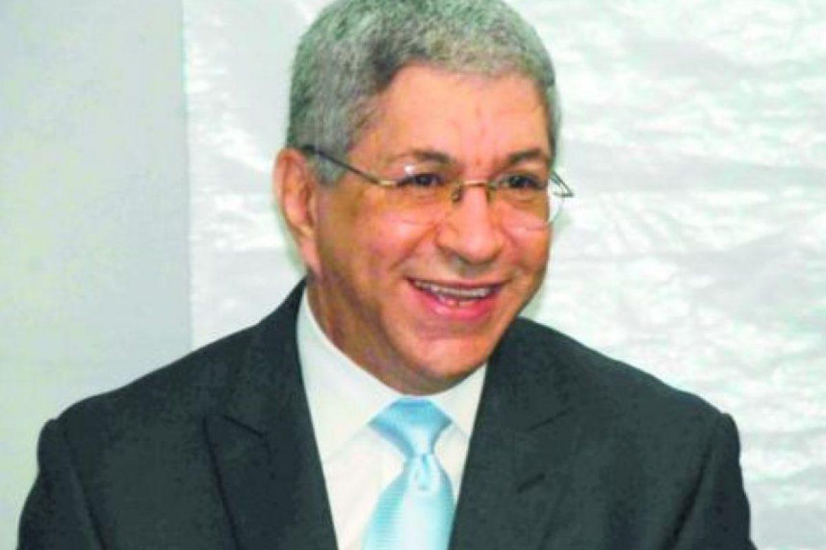 Adriano Miguel Tejada. Director del periódico Diario Libre. Foto:Fuente externa