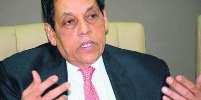 César Pina Toribio. Exconsultor Jurídico del Poder Ejecutivo y actual dirigente del oficialista Partido de la Liberación Dominicana (PLD). Foto:Fuente externa
