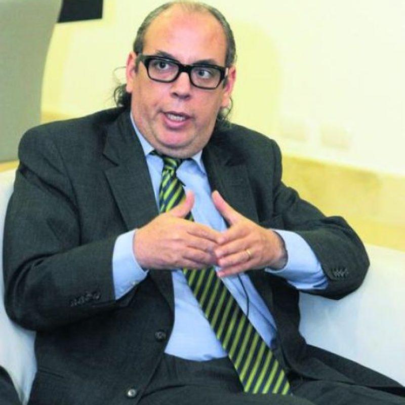 Eduardo Jorge Prats. Profesor de Derecho Constitucional y Administrativo y columnista del periódico Hoy. Foto:Fuente externa