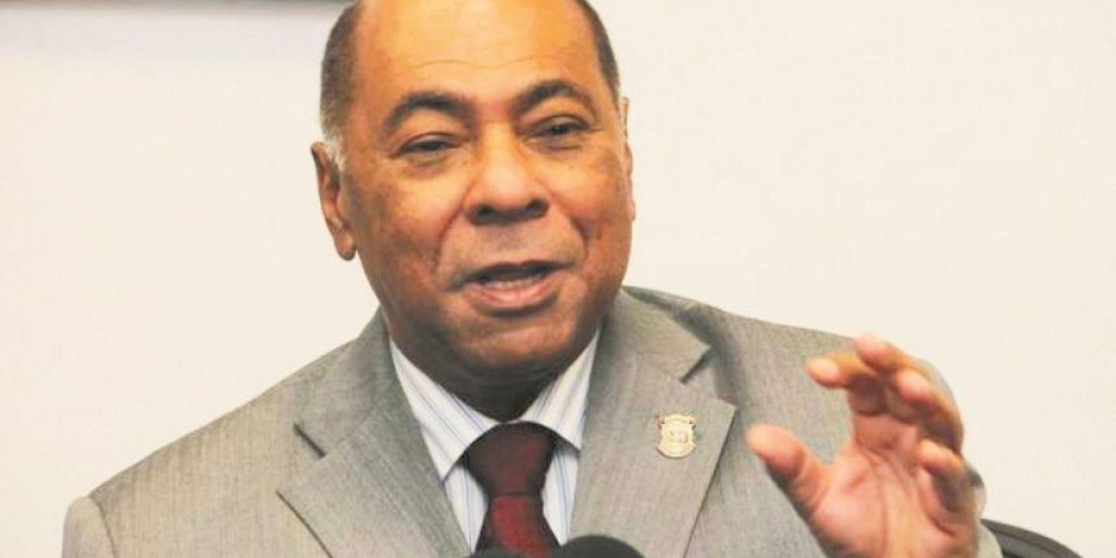 Milton Ray Guevara. Presidente del Tribunal Constitucional. Foto:Fuente externa
