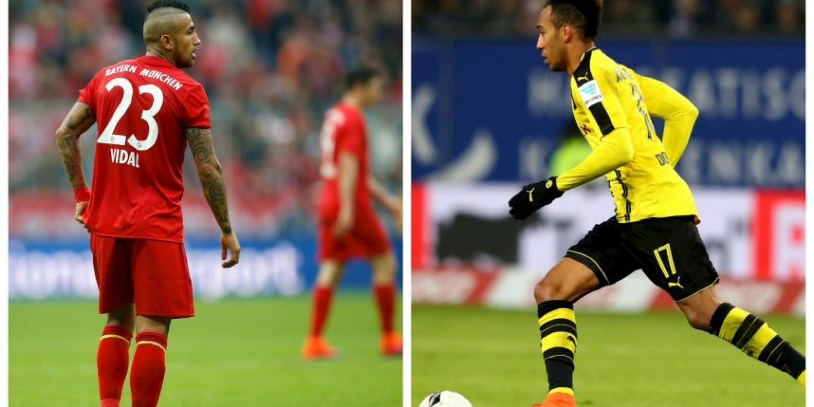 Borussia Dortmund-Bayern Munich Foto: Getty Images