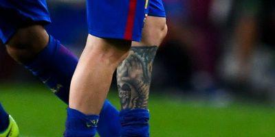 Lionel Messi y 11 impresionantes tatuajes de futbolistas