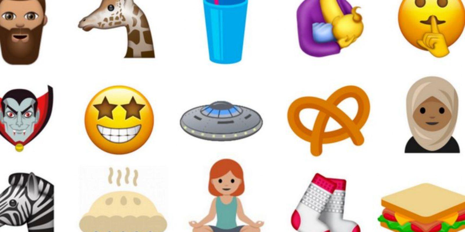 Además de los que están por llegar a iOS, Android y WhatsApp; otros 51 emojis más han sido aprobados por Unicode para ser lanzados en 2017. Foto:Emojipedia