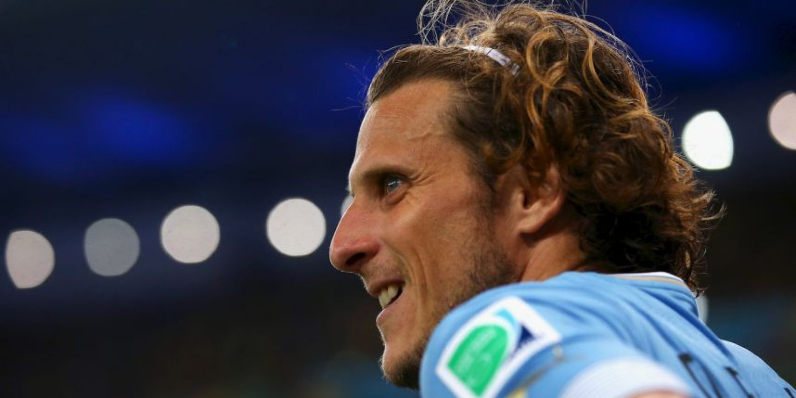 Diego Forlán. El delantero uruguayo milita en el Mumbai City de la Superliga de India Foto:Getty Images