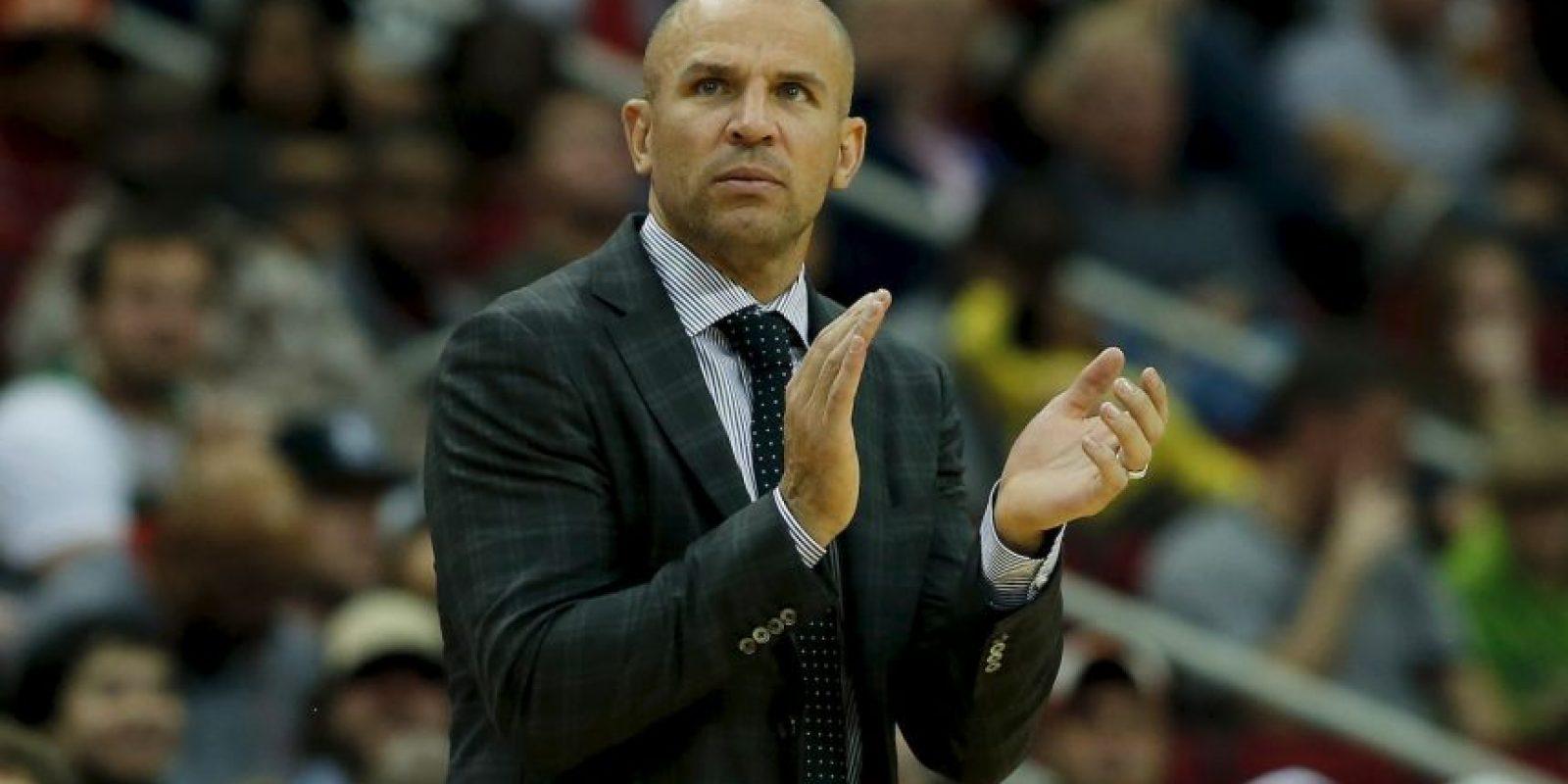 El coach de NBA Jason Kidd Foto:Getty Images