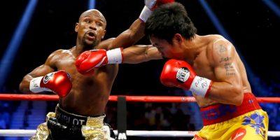 Manny Pacquiao buscará ser el primer senador y campeón Foto:Getty Images