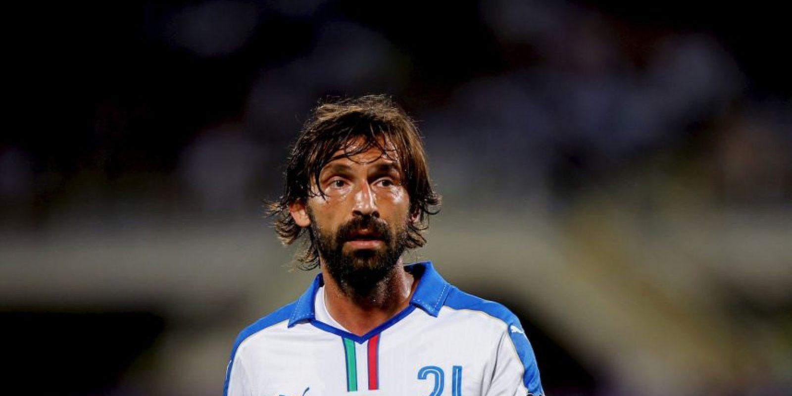 Andrea Pirlo (mediocampista) Foto:Getty Images