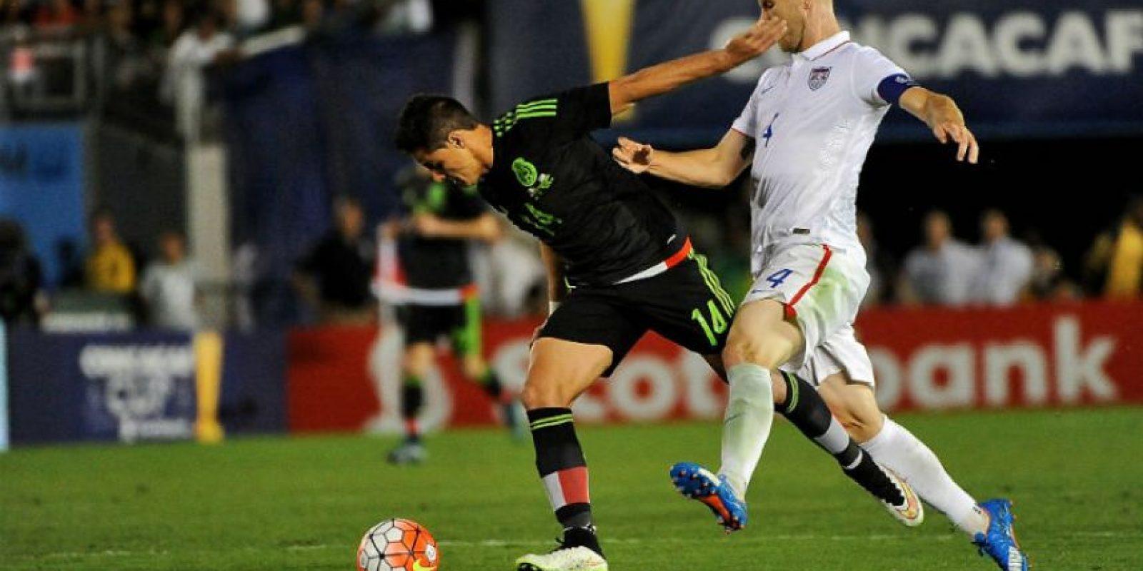 Estados Unidos vs. México. El duelo entre los mas grandes de Concacaf Foto:Getty Images