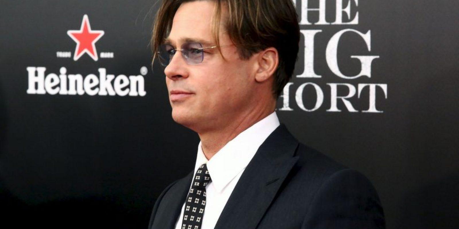 El actor reapareció después de su divorcio Foto:Getty Images