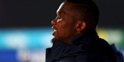 Samuel Eto'o. Antalyaspor de la Superliga de Turquía Foto:Getty Images