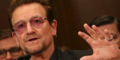 """Bono es nombrado como la """"Mujer del año"""""""