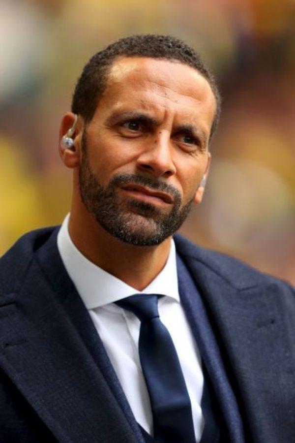 Rio Ferdinand. El exdefensa del Manchester United ahora defiende la causa del Queens Park Rangers de Inglaterra Foto:Getty Images