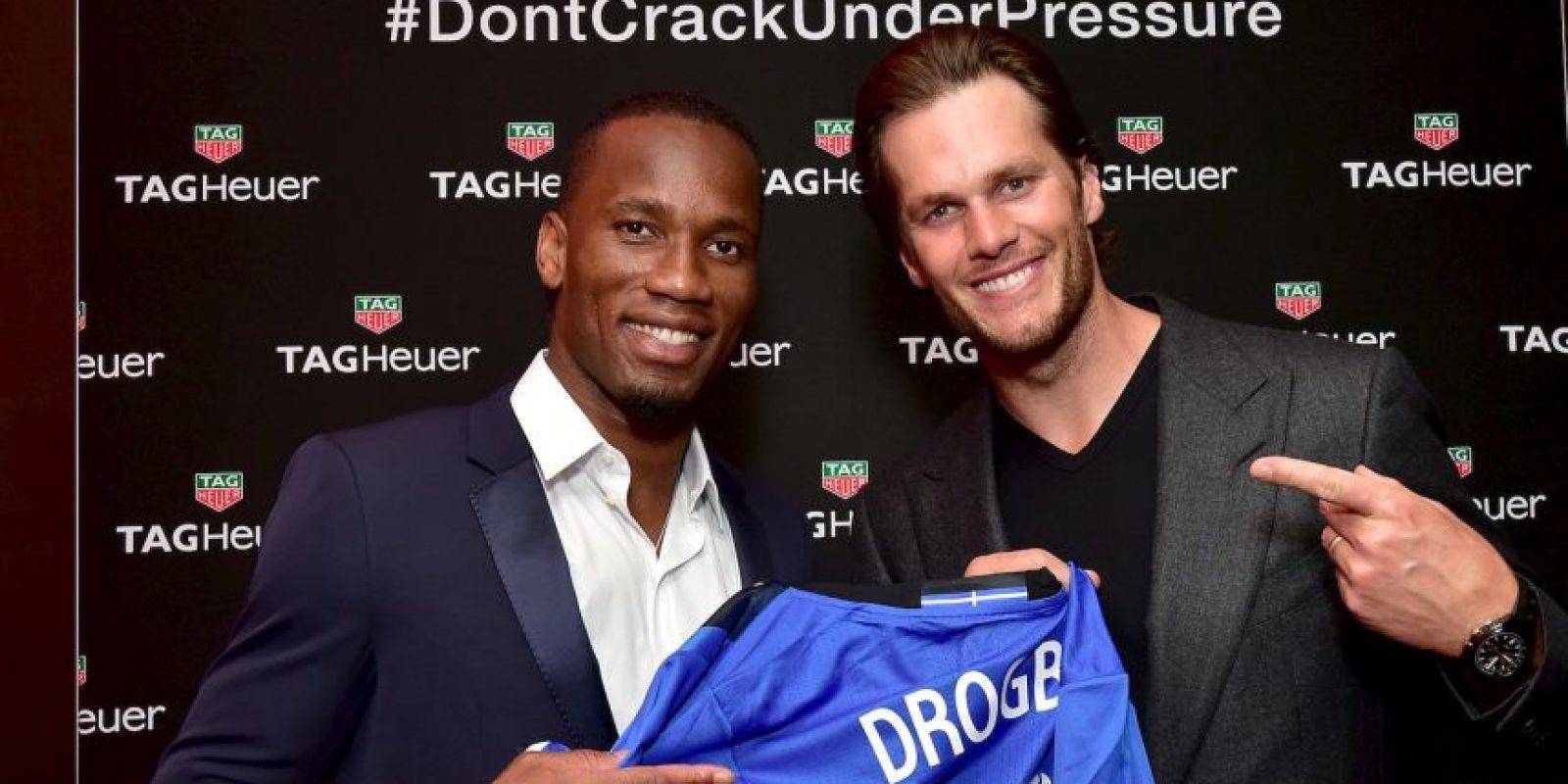 Didier Drogba. Montreal Impact de la MLS Foto:Getty Images