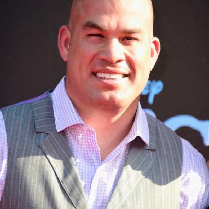 Tito Ortiz, peleador de MMA Foto:Getty Images