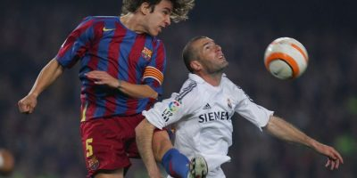 Zinedine Zidane (mediocampista) Foto:Getty Images