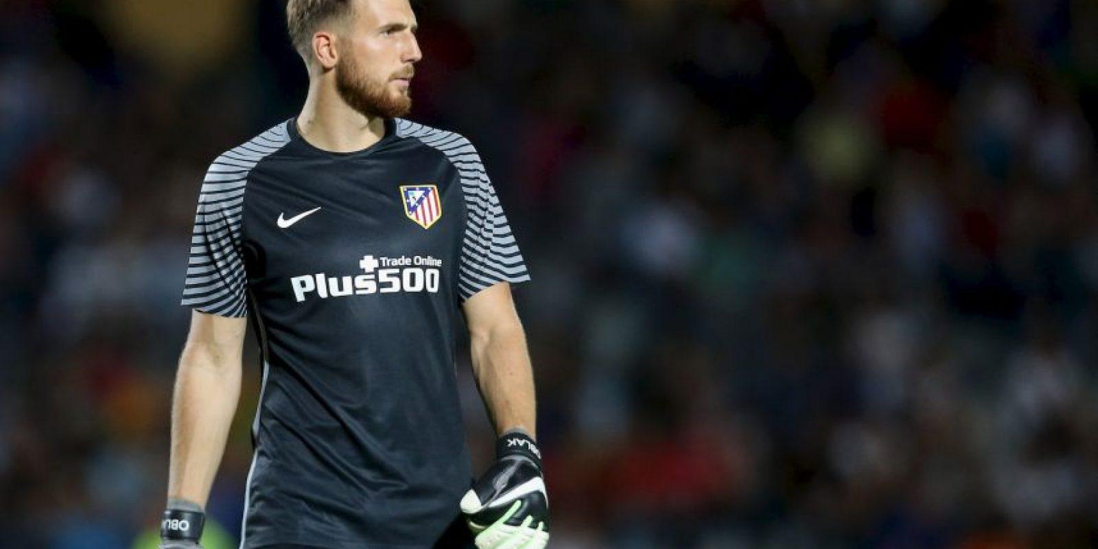 Jan Oblak (Atlético de Madrid) Foto:Getty Images