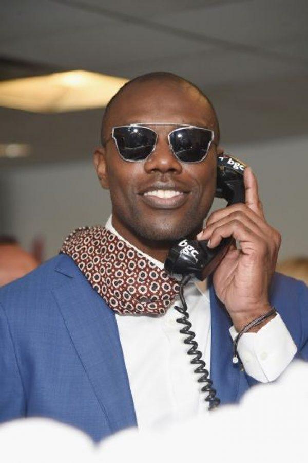 El jugador de la NFL Terrell Owens Foto:Getty Images