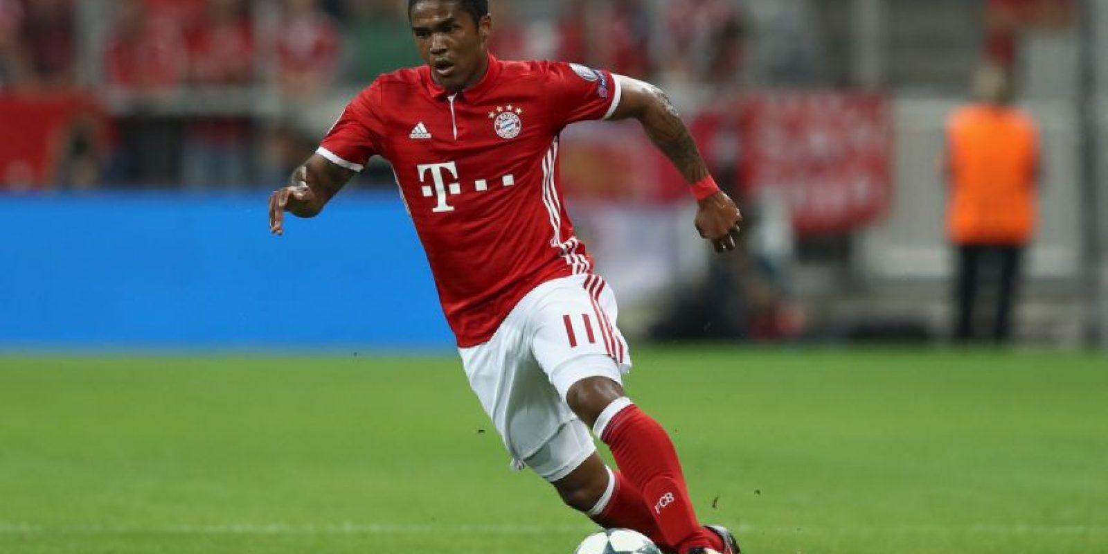 Douglas Costa (Bayern Munich) Foto:Getty Images
