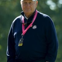 El exgolfista Jack Nicklaus Foto: Getty Images