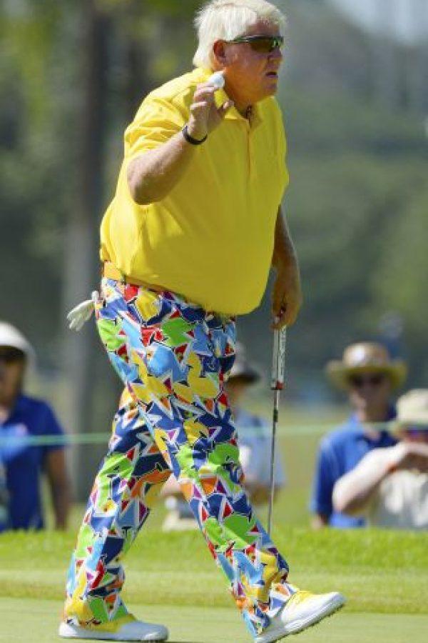 El golfista John Daly Foto:Getty Images