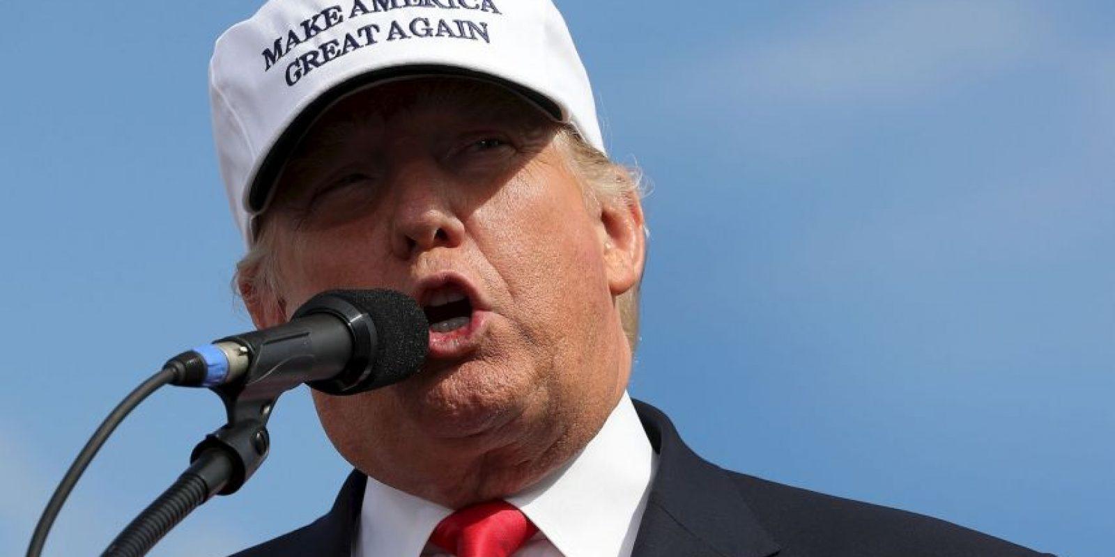 Deportistas que apoyan a Donald Trump Foto:Getty Images