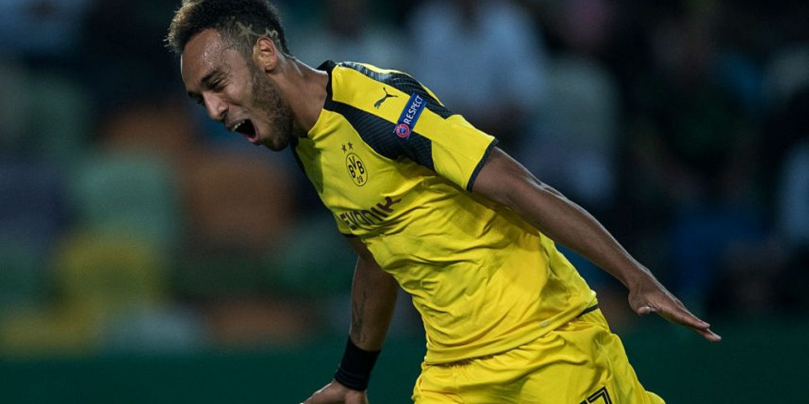 Pierre-Emerick AUbameyang (Borussia Dortmund) Foto:Getty Images