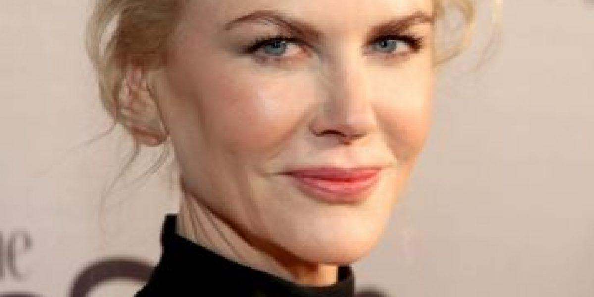 Nicole Kidman luce mucha más joven en portada de revista