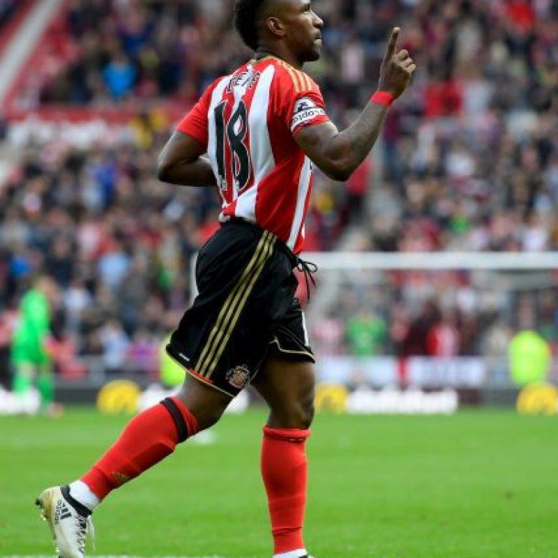 Jermain Defoe. El exseleccionado inglés es uno de los goleadores de la Premier League Foto:Getty Images